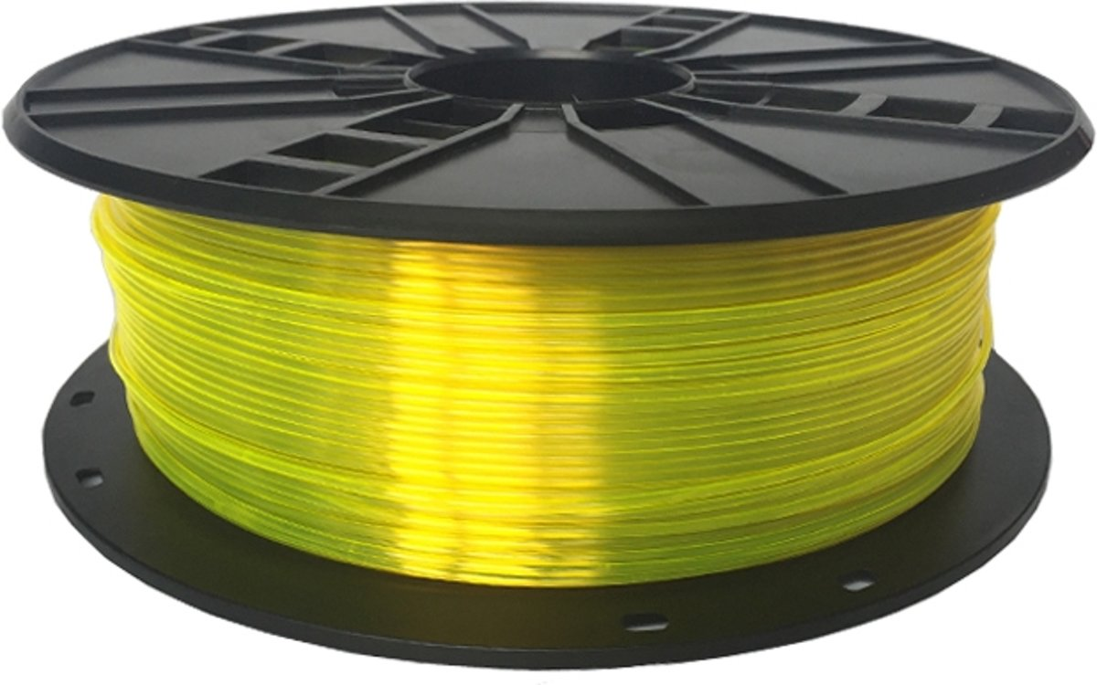 Gembird3 3DP-PETG1.75-01-Y - Filament PETG, 1.75 mm, geel