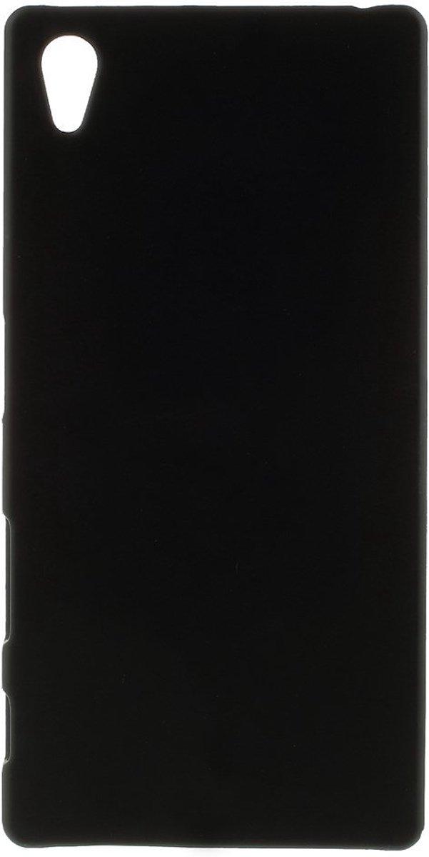 Image of Mesh - Sony Xperia Z5 Hoesje - Back Case Hard Zwart (8718923111261)
