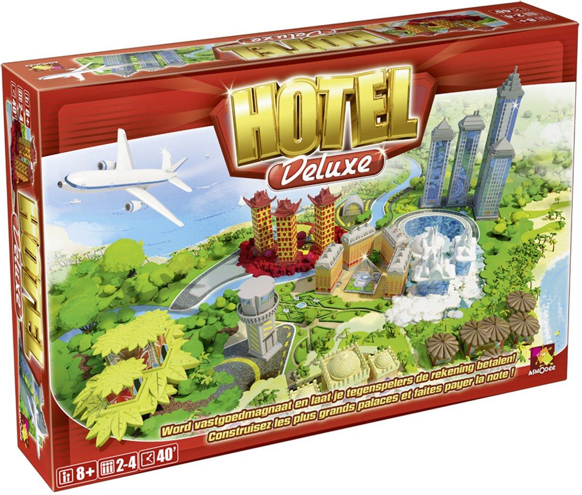Hotel Deluxe - Bordspel