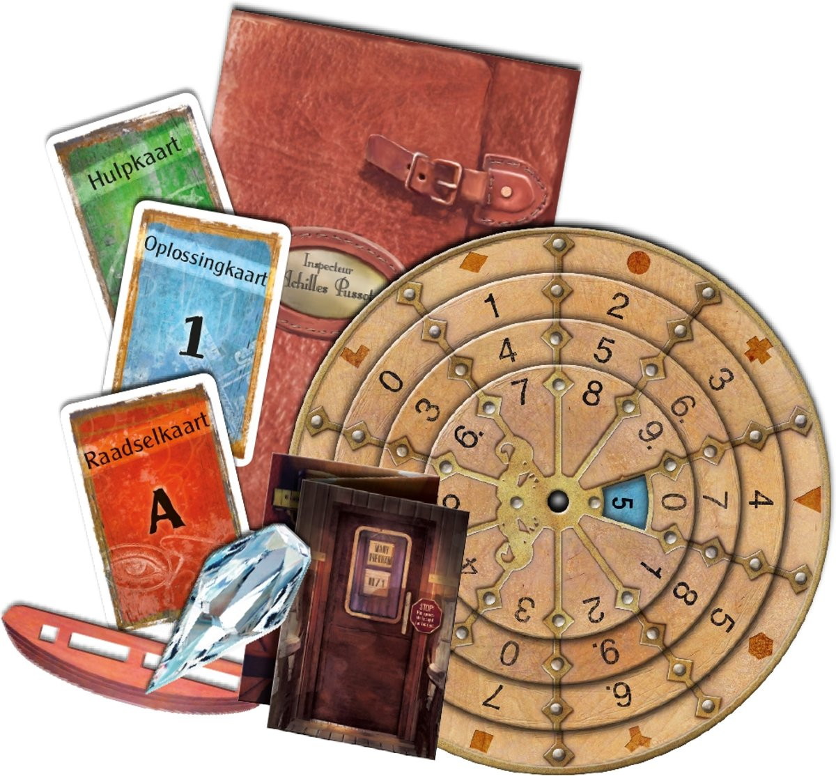 687a3bffdf4 bol.com   EXIT De dode in de Orient Express - Escape Room - Bordspel, 999  Games   Speelgoed