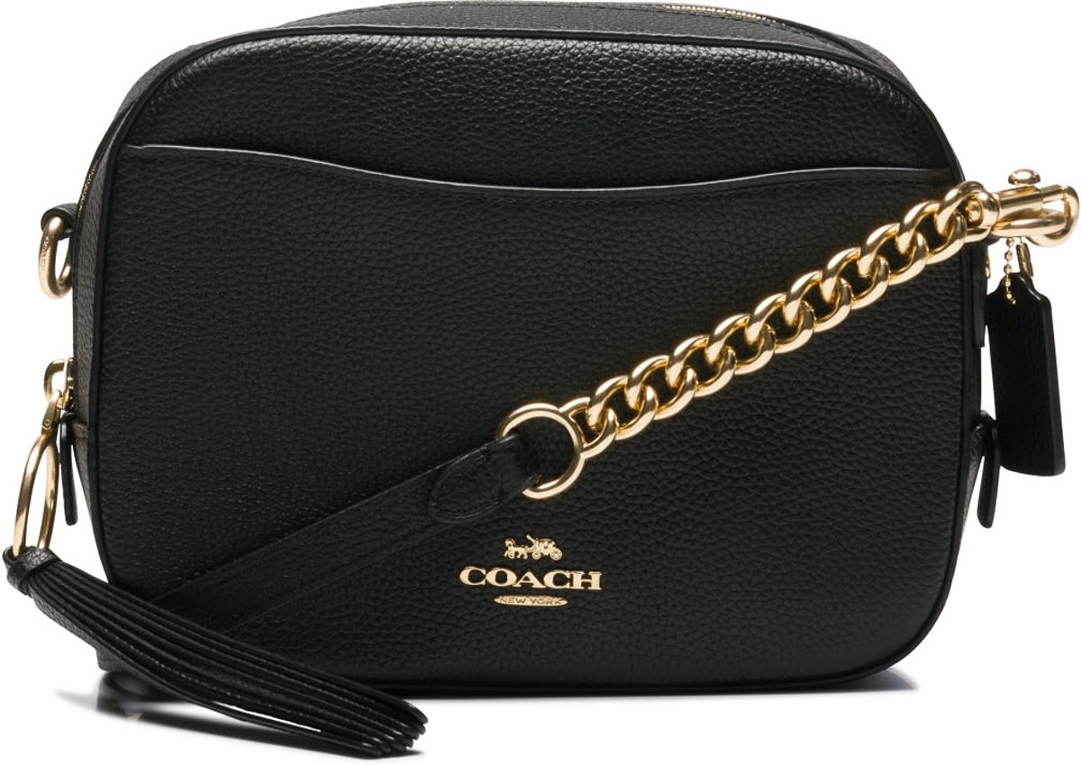 Coach Camera Bag Dames Crossbodytas - Zwart kopen