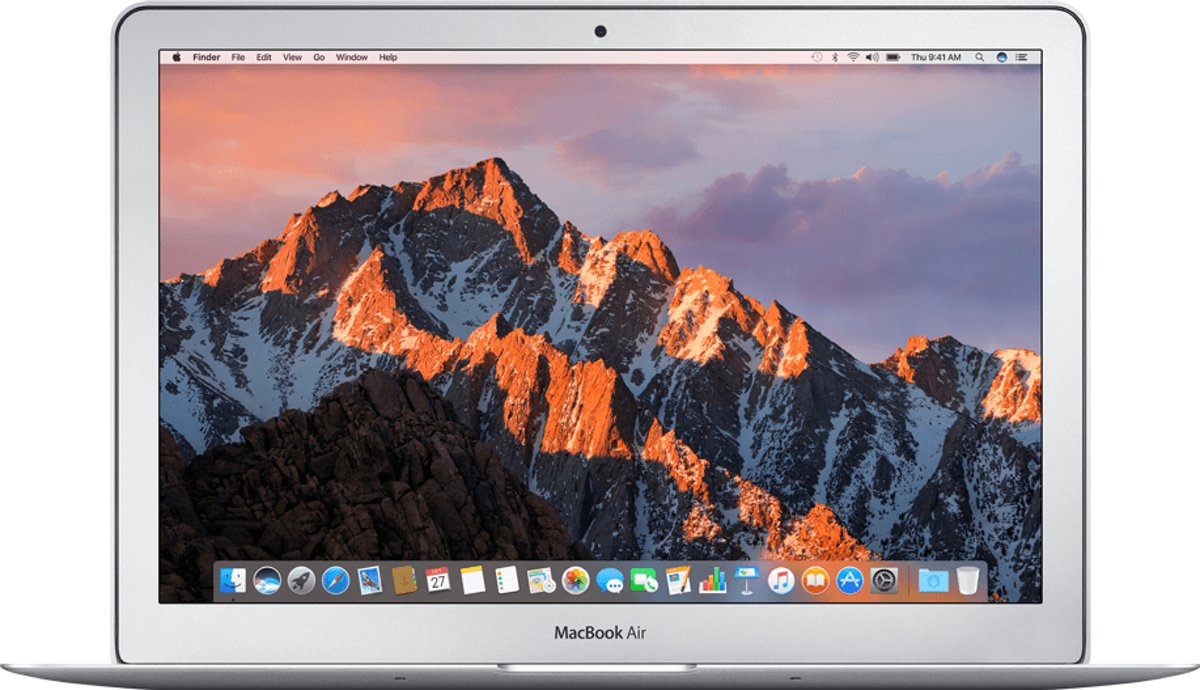 Apple Macbook Air 13.3 inch   Core i5   4GB   128GB SSD   MacOS High Siera kopen