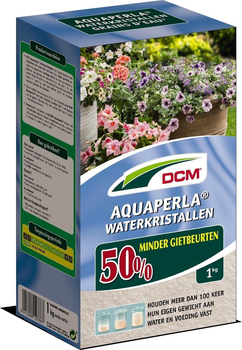 Aquaperla Watergelkristallen DCM 1000 gram - set van 2 stuks