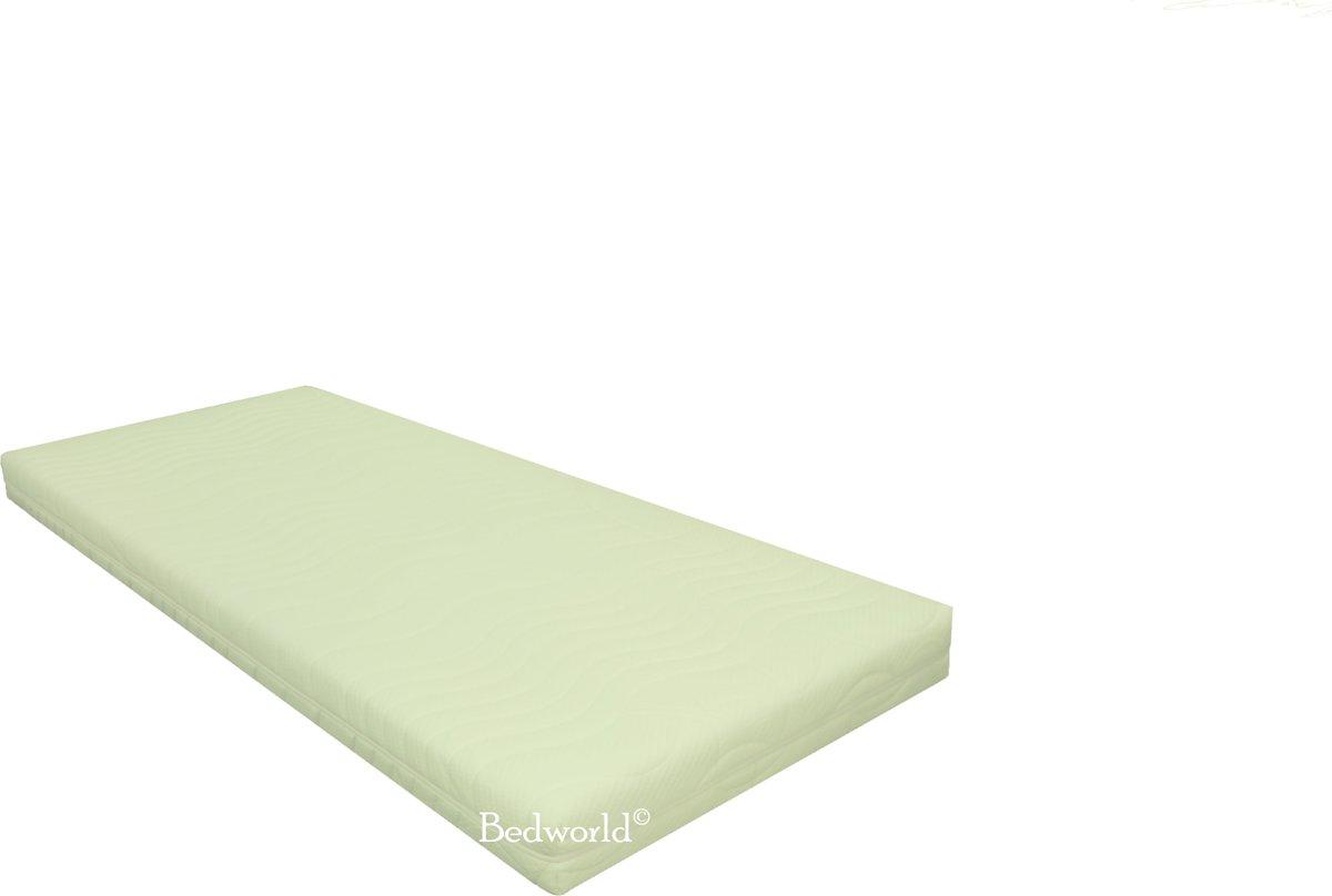 Bedworld Comfortschuim Guus - Matras - 80x190x14 - Harder ligcomfort
