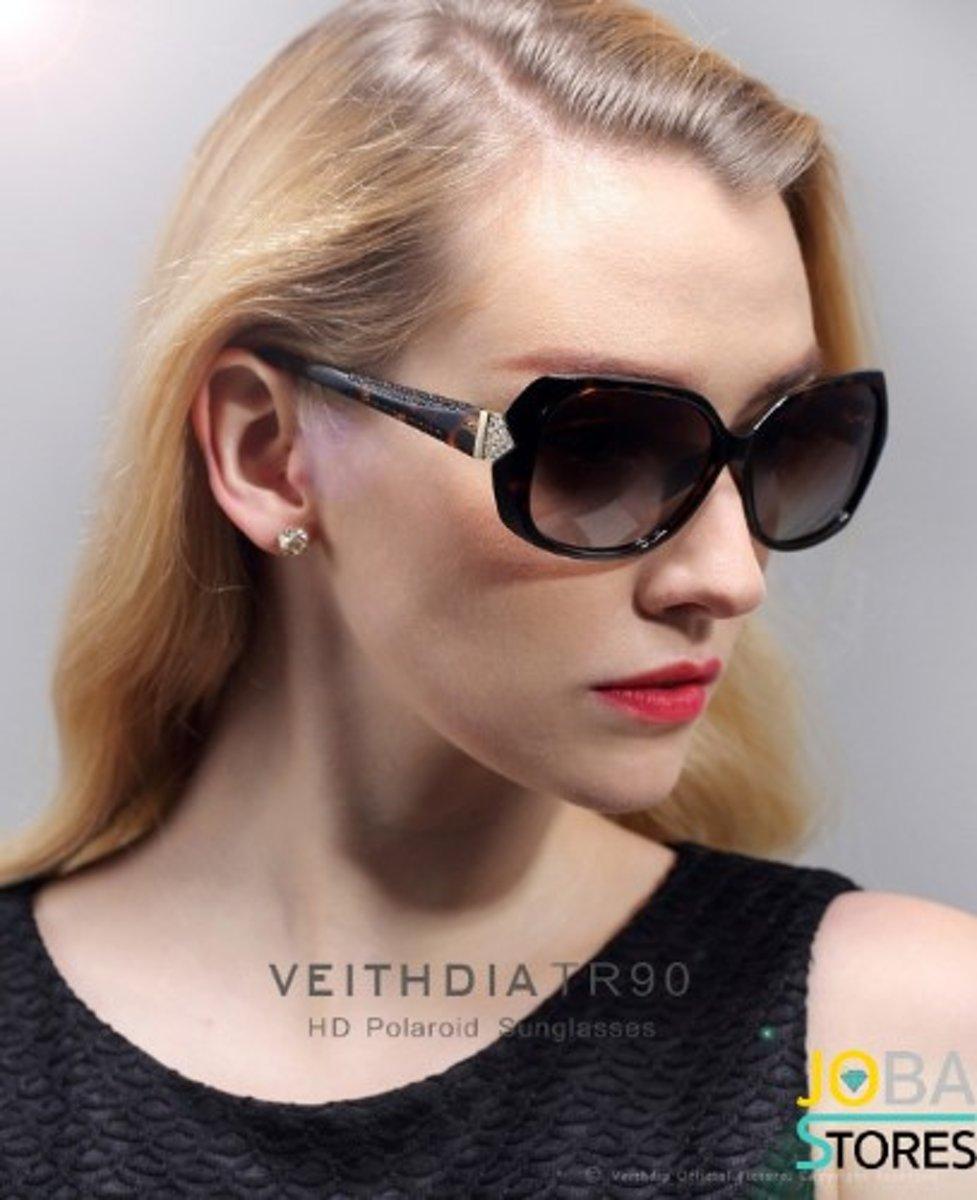 9d1229521 bol.com   Polaroid Dames Zonnebril Veithdia V7011-03