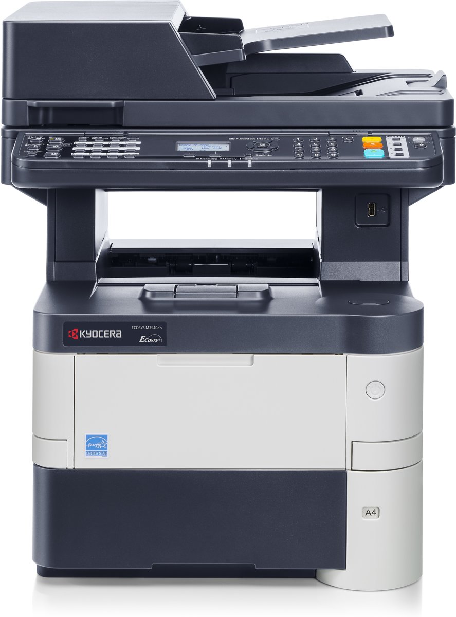 Kyocera ECOSYS M3540dn - All-in-One Laserprinter