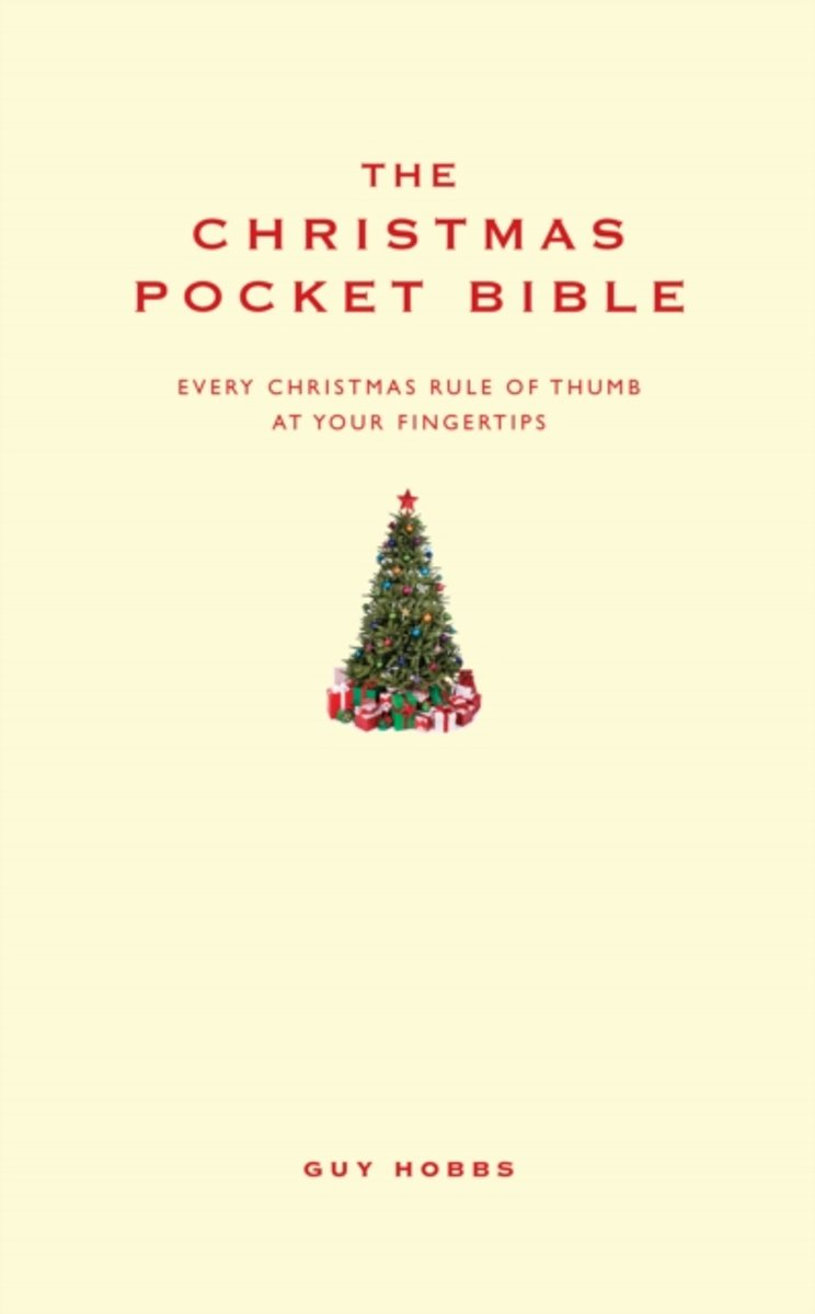 bol.com | The Christmas Pocket Bible, Guy Hobbs | 9781907087004 | Boeken