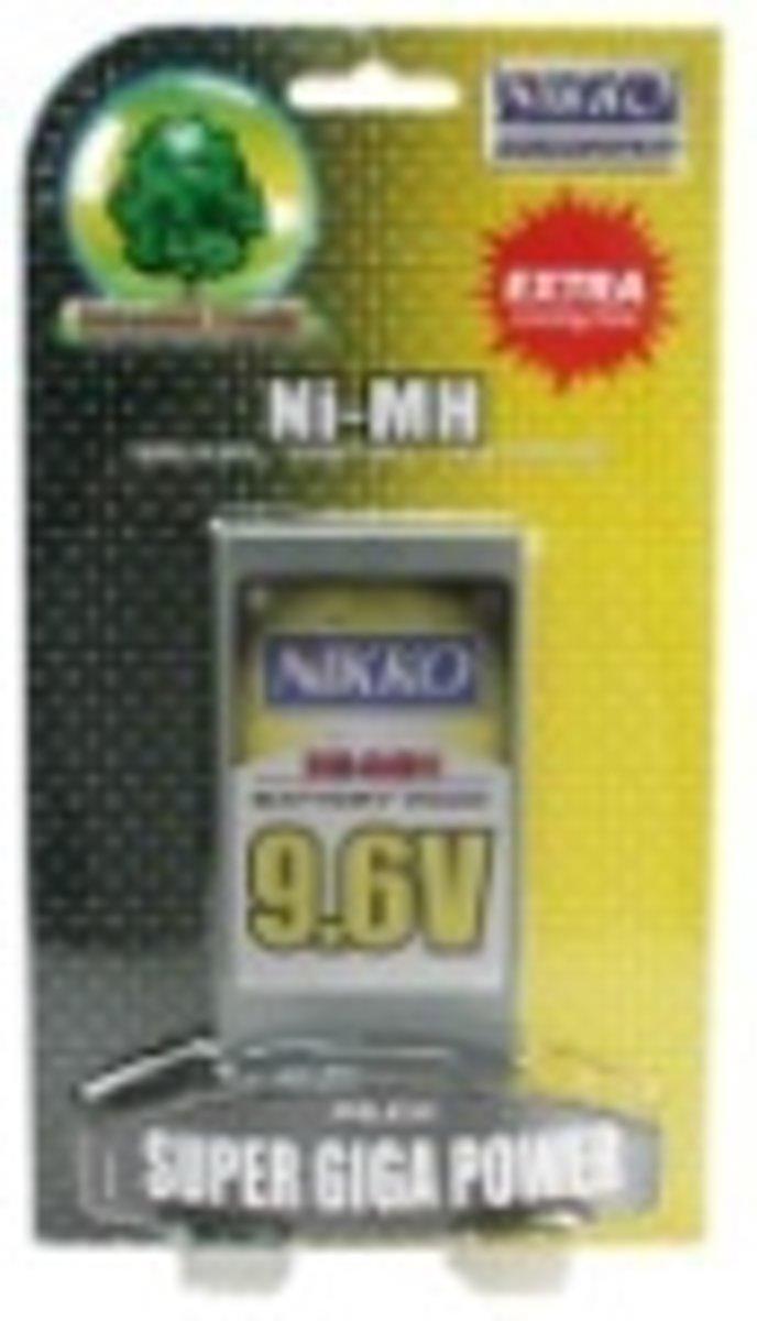 Nikko Giga Pack - 9,6V Accu