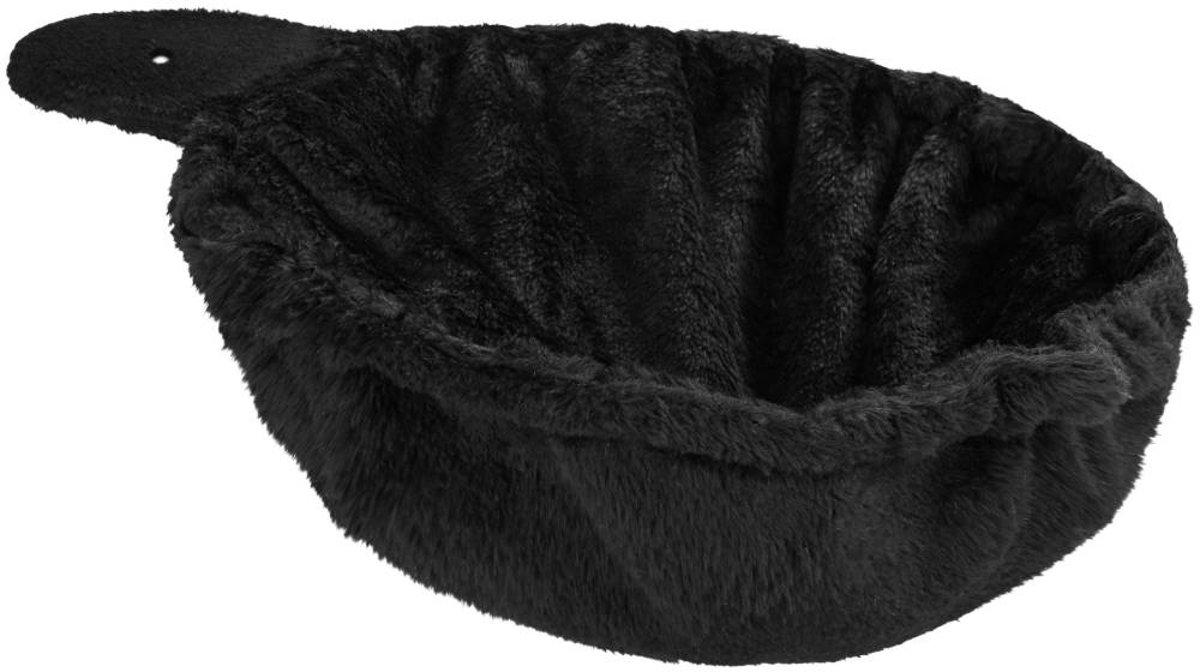 TecTake - Ligmand voor krabpalen 36cm zwart