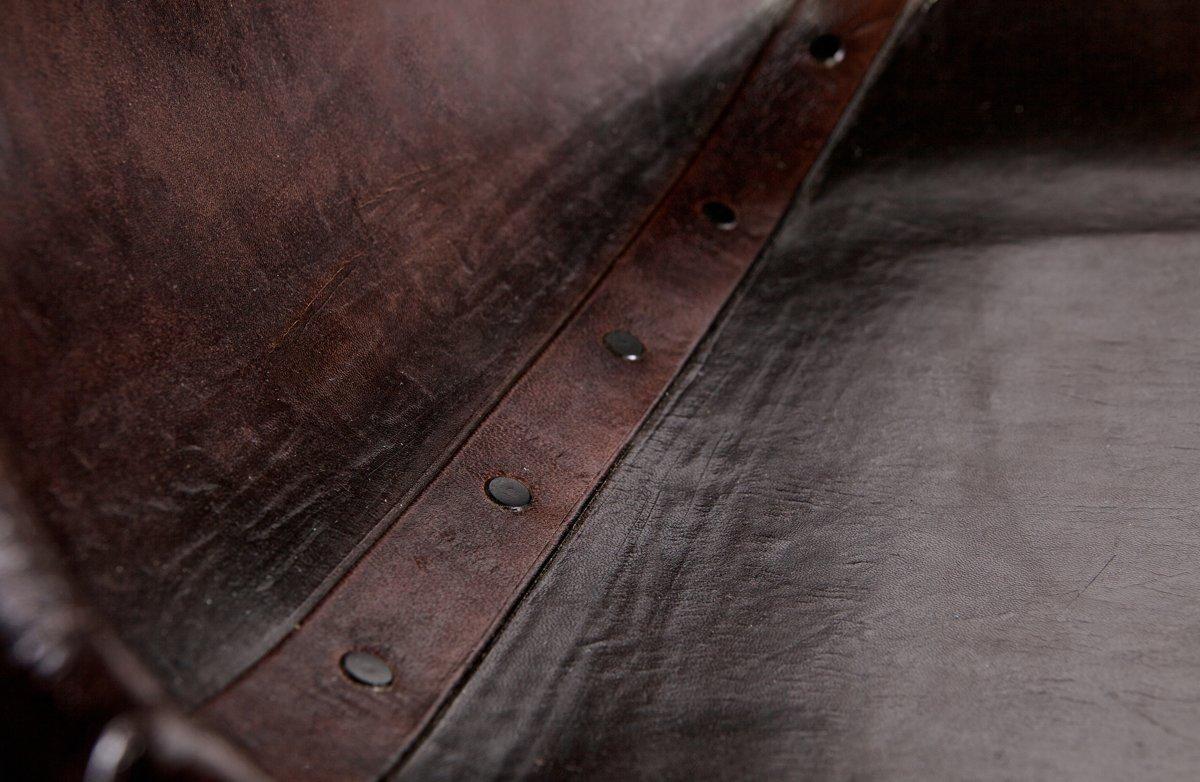 Bepurehome Rough Stoel : Bol.com rough stoel donkerbruin