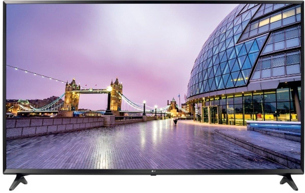 LG 49UJ630V - 4k tv voor €474