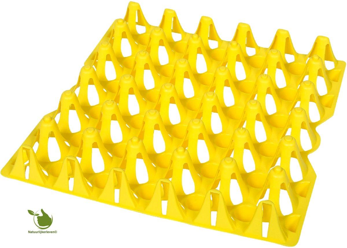 Kunststof Eiertray voor 30 eieren