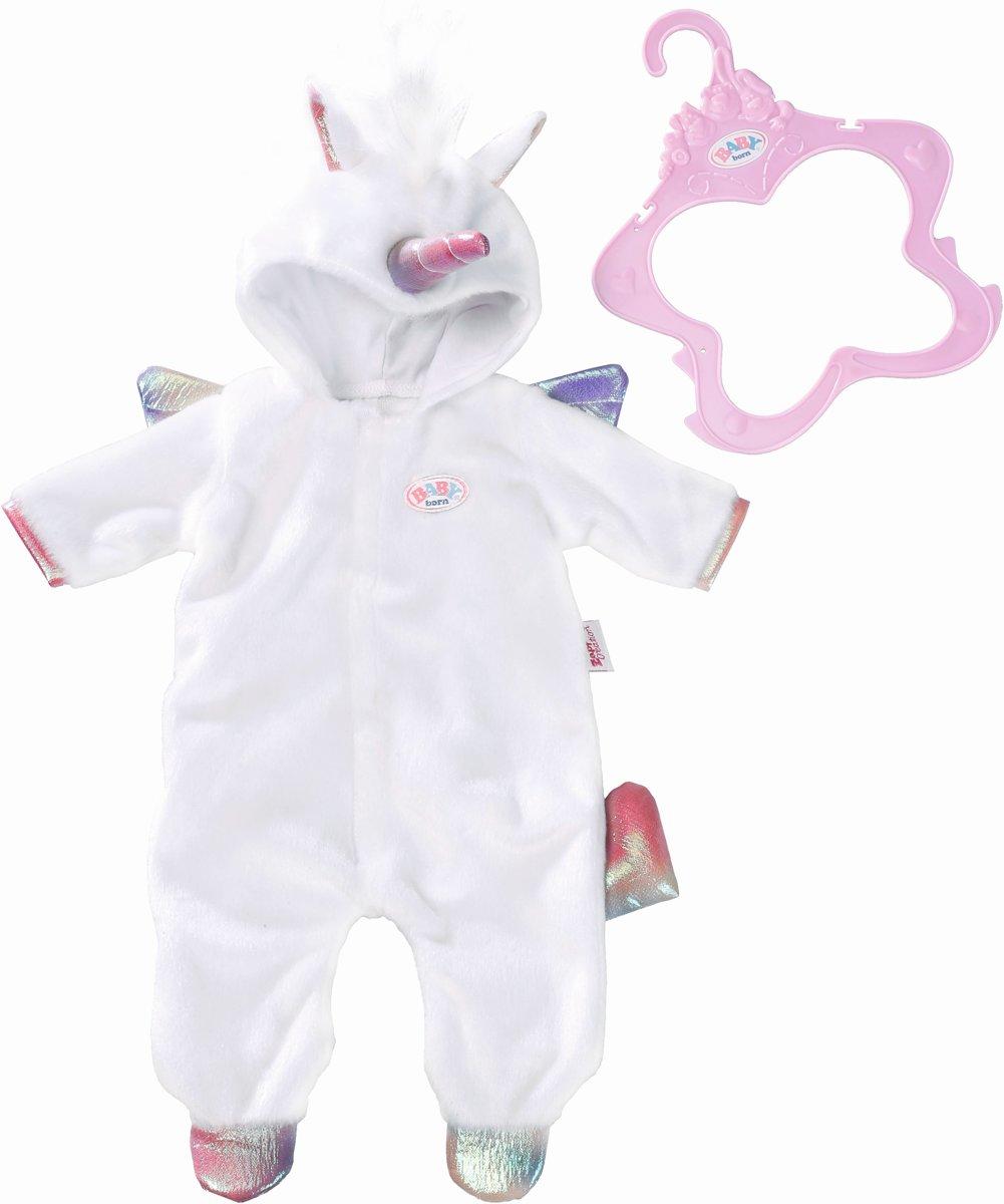 BABY born® Onesie Eenhoorn -  Poppenkleertjes