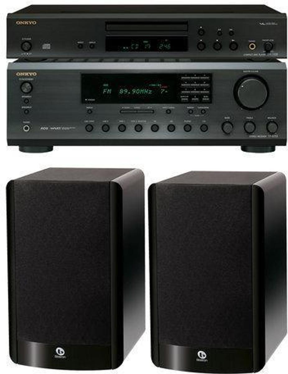 Onkyo Tx8255 Dx7355 Boston Acoustics A26 Speakers A 225c