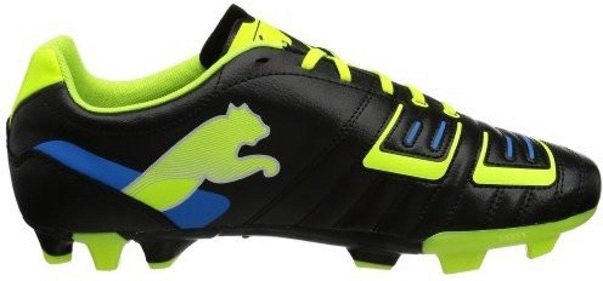 Puma Powercat 4 Fg Le Football Jaune Noir Hommes 7l2z1l