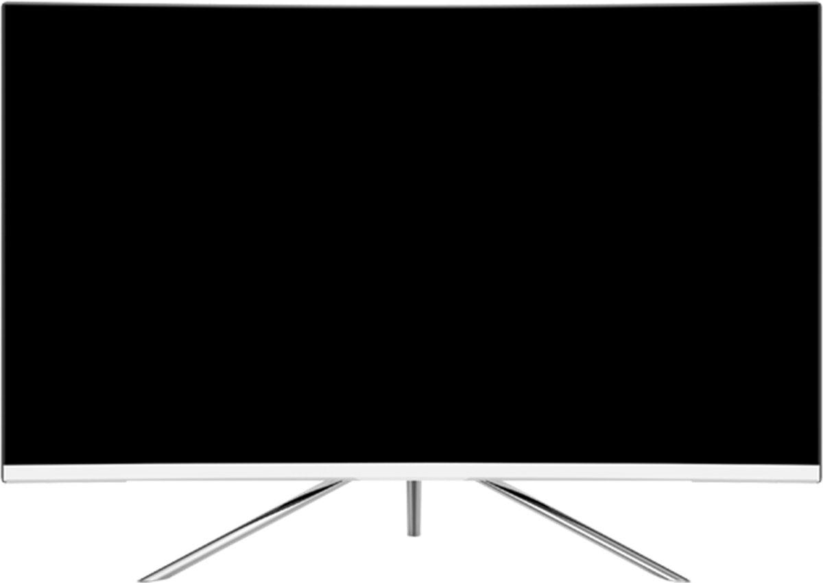 Denver Electronics MLC-3201 31.5'' Full HD LED Gebogen Wit computer monitor