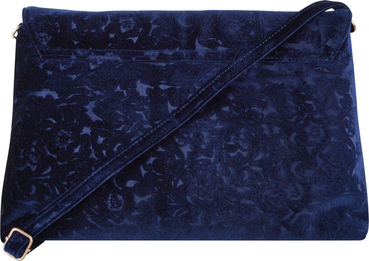 ee6ab911579 bol.com | BULAGGI Carice envelope - Donker blauw