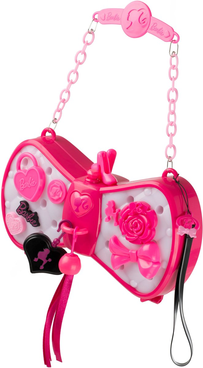 Barbie Colour Change Glam Bag - Handtas