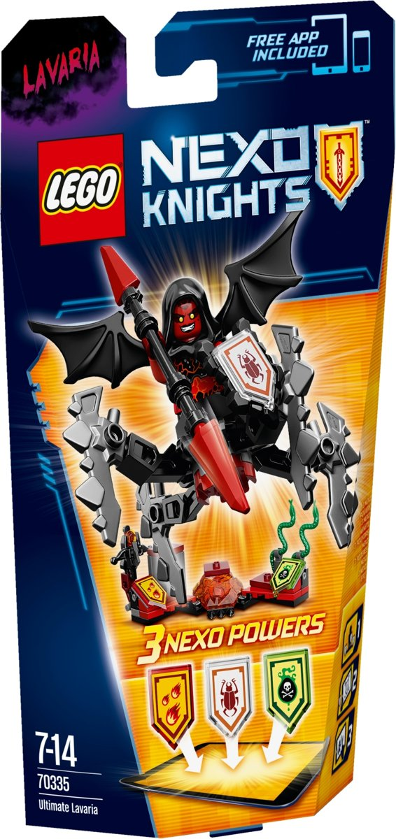 LEGO 70335 Ultimate Lavaria
