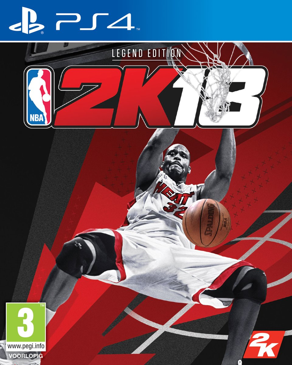 NBA 2K18 - Legend Editie PlayStation 4