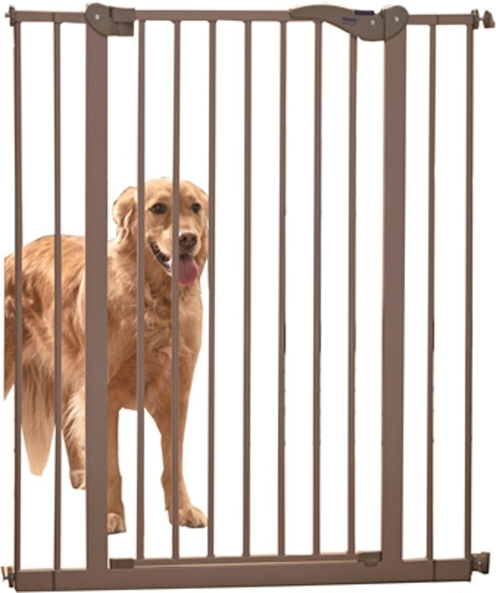 Savic Dog Barrier Afsluithek Grijs - 74-84X107 CM kopen