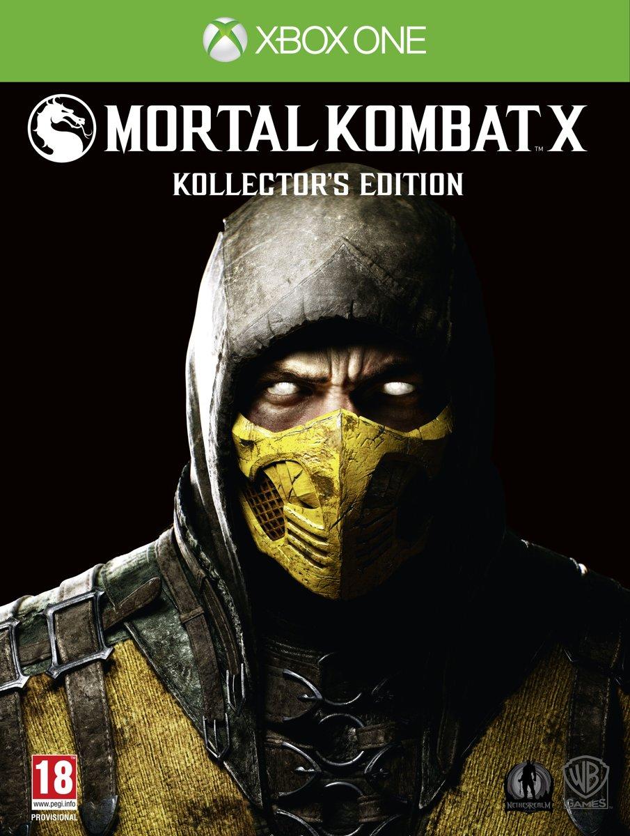 Mortal Kombat X (Kollector's Edition) Xbox One