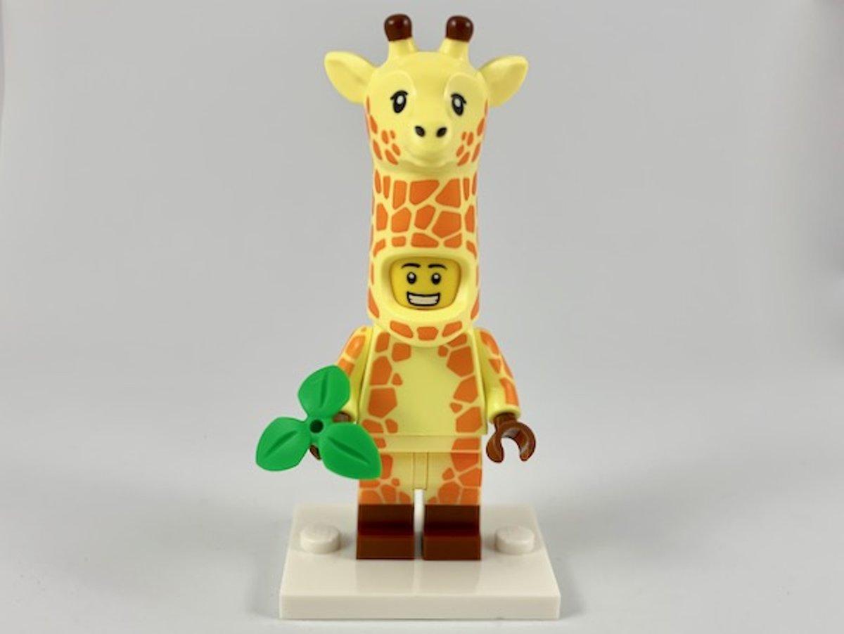 LEGO Minifiguur The LEGO Movie 2 Giraffe Guy coltlm2-4