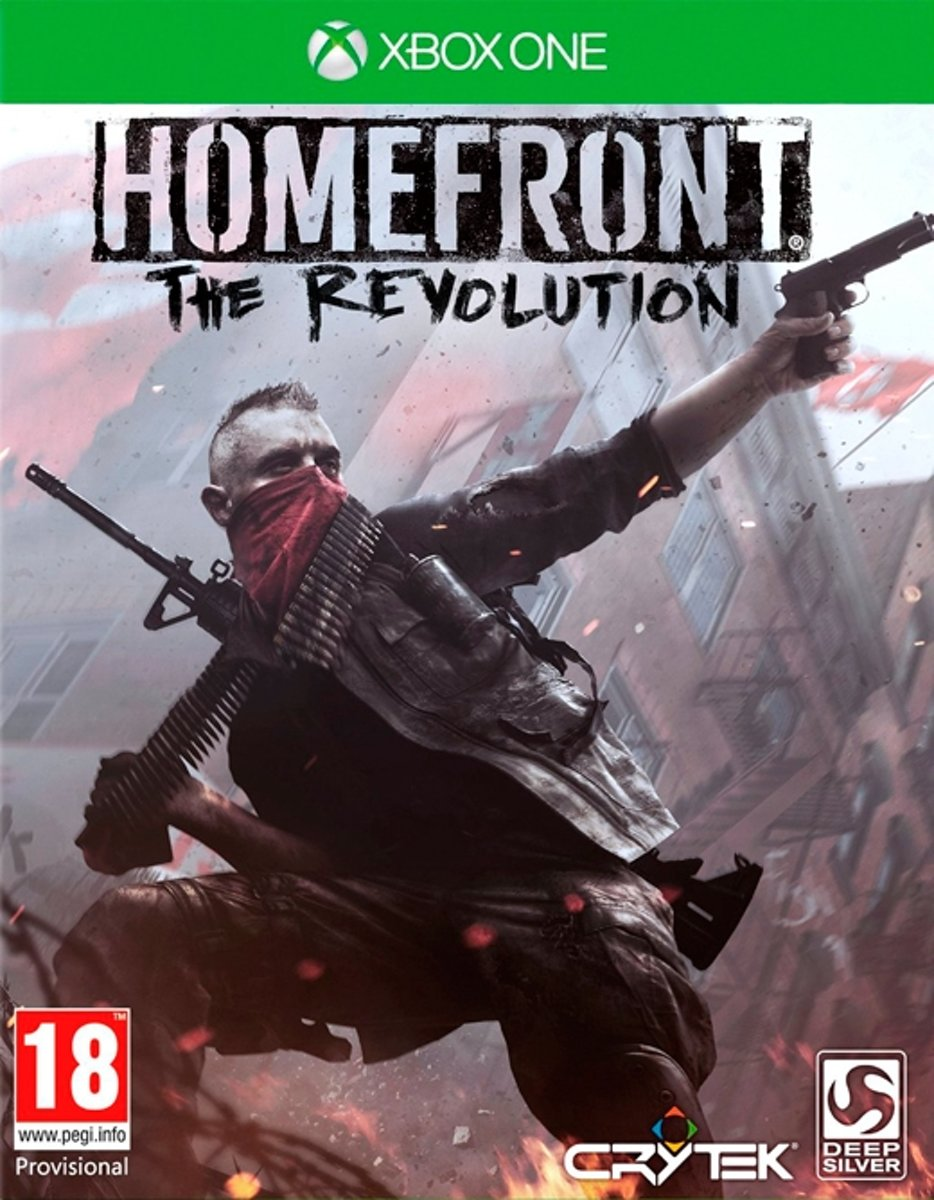Homefront: The Revolution - Day 1 Edition - Xbox One kopen
