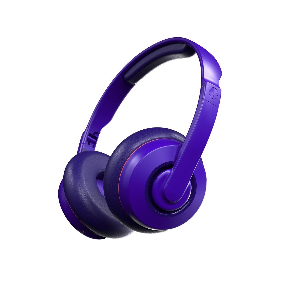 Skullcandy Cassette - Wireless On-Ear - Paars kopen