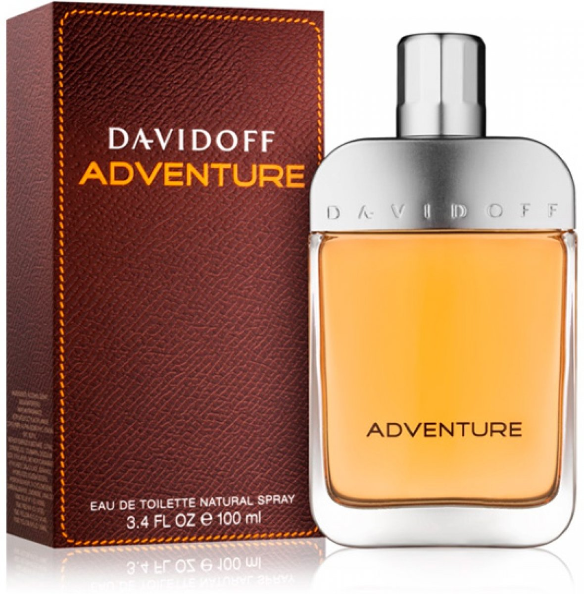 Davidoff Adventure 100 ml - Eau de toilette - for Men thumbnail