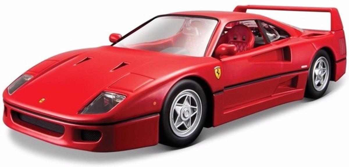Modelauto Ferrari F40 1:24