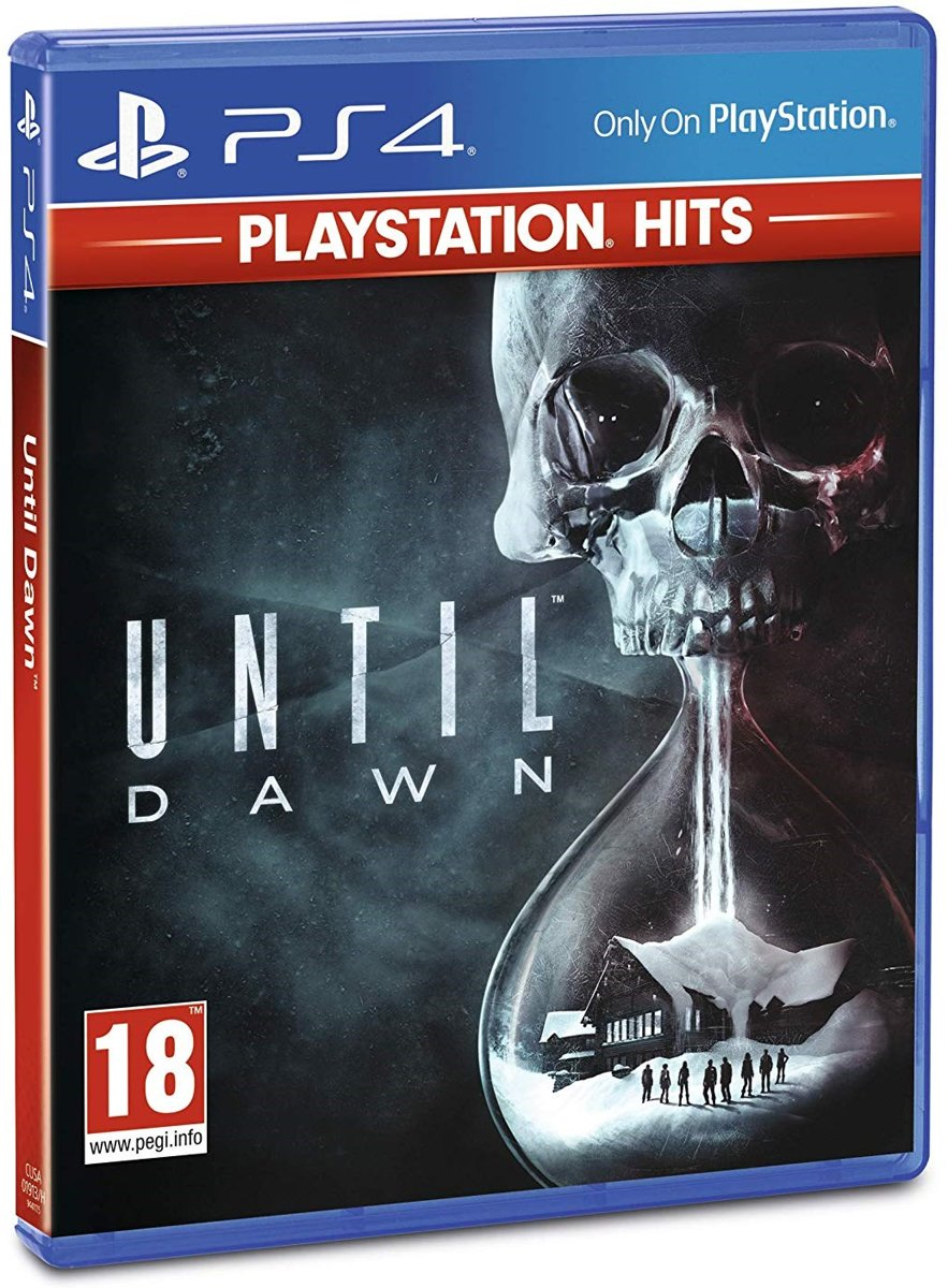 Until Dawn PlayStation Hits PlayStation 4