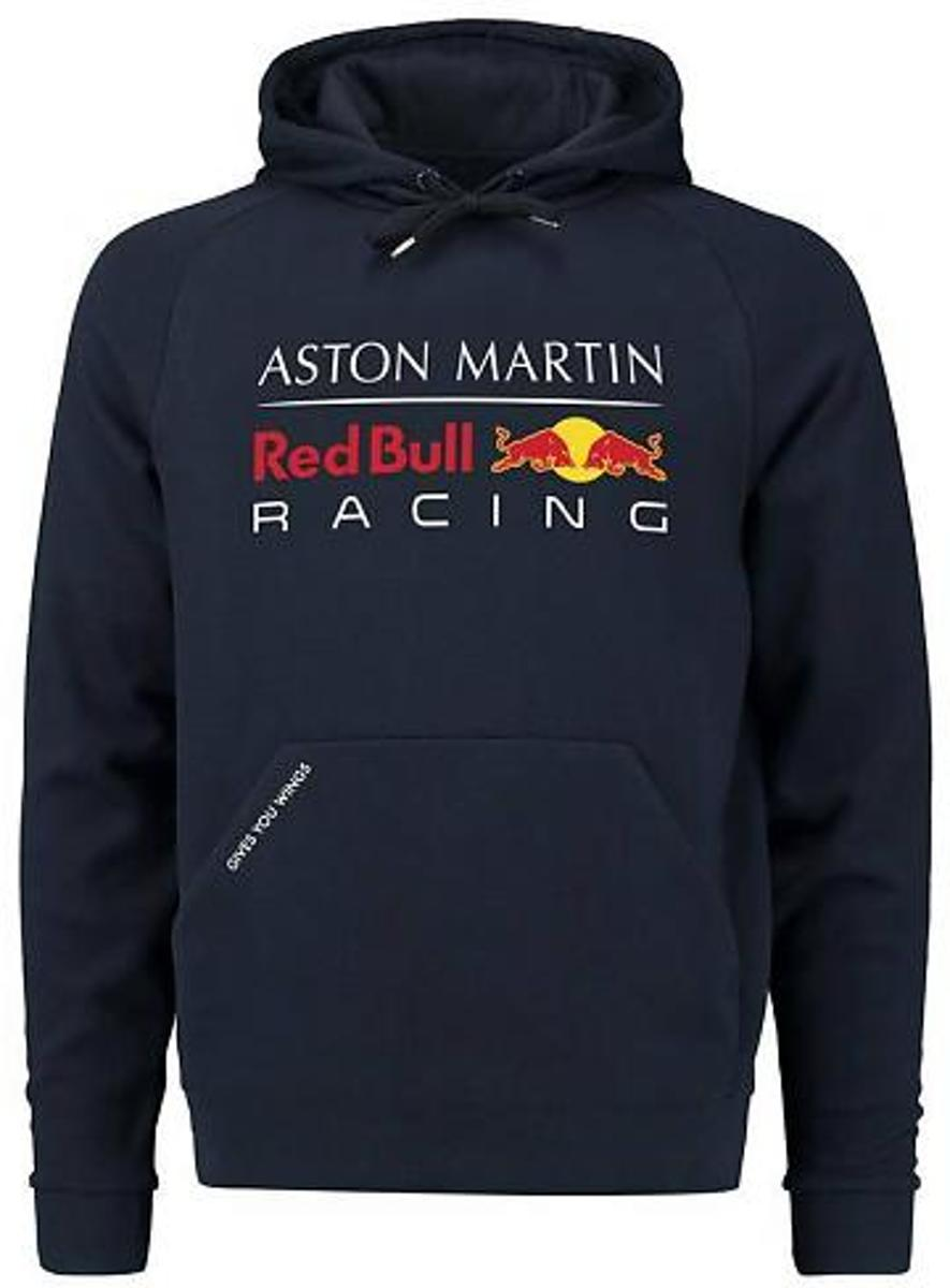 Red Bull Racing Kids Pull Over Hoody 140