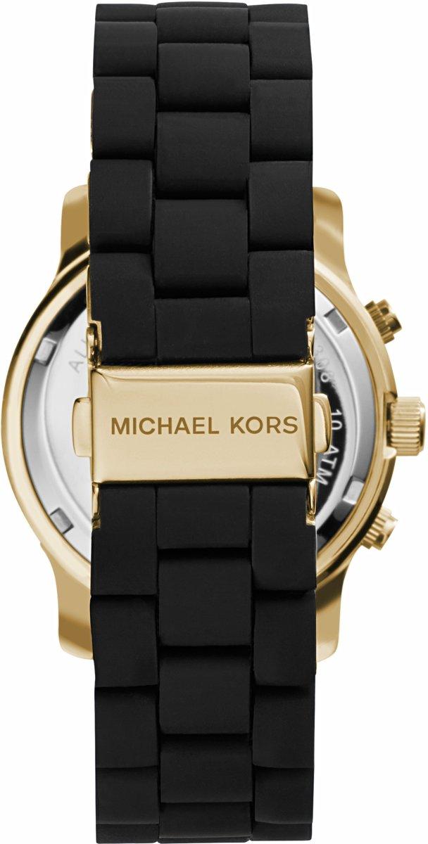 Michael Kors MK5191 Horloge 38 mm ZwartGoudkleurig