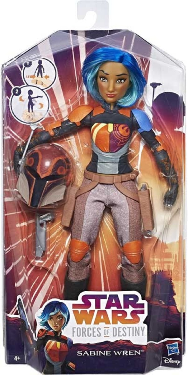 Star Wars Adventure Figure Sabine