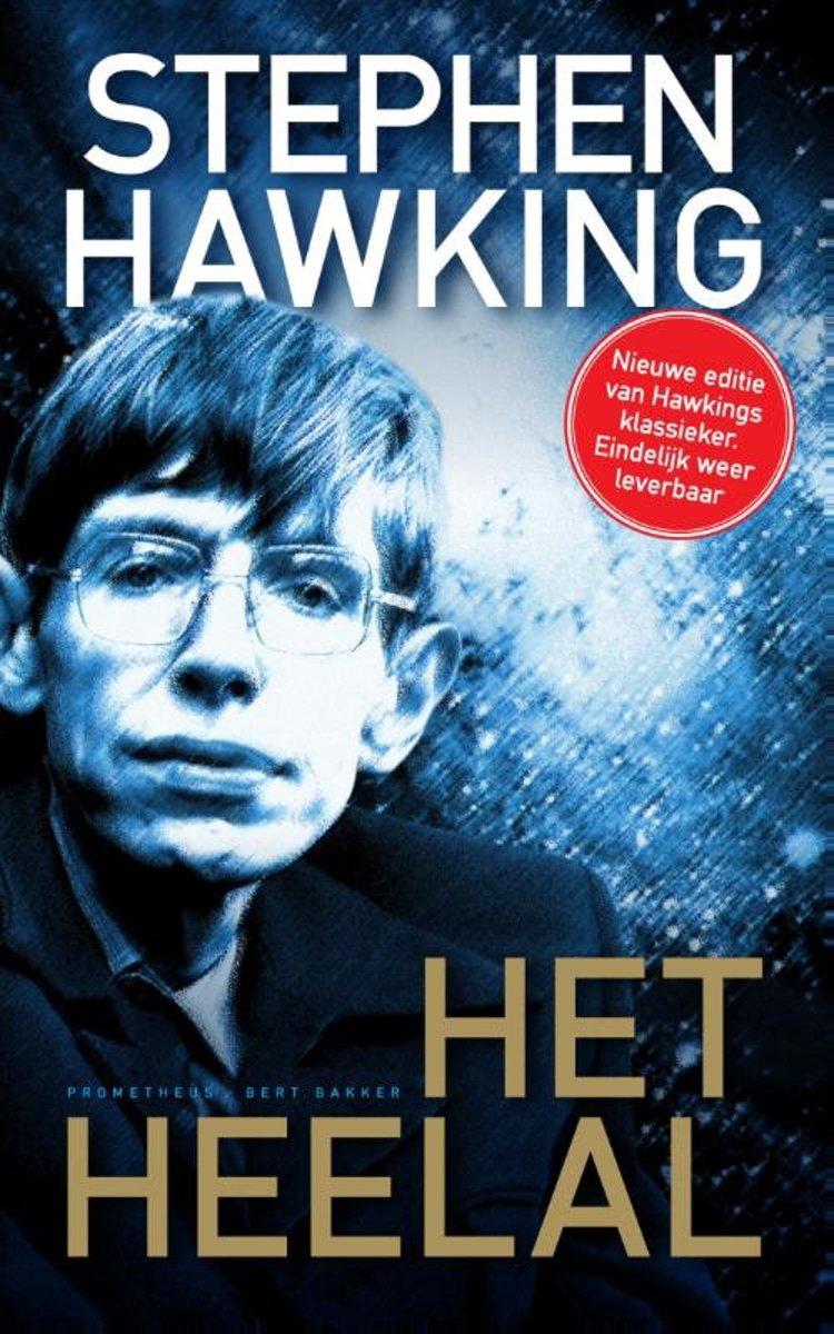Bolcom Het Heelal Stephen Hawking 9789035143159 Boeken
