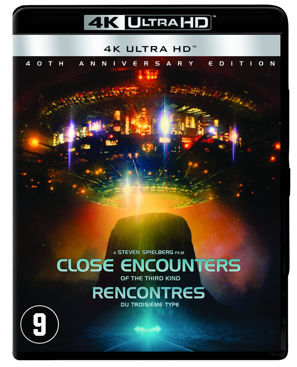 Close Encounters Of The Third Kind (4K Ultra HD Blu-ray)-