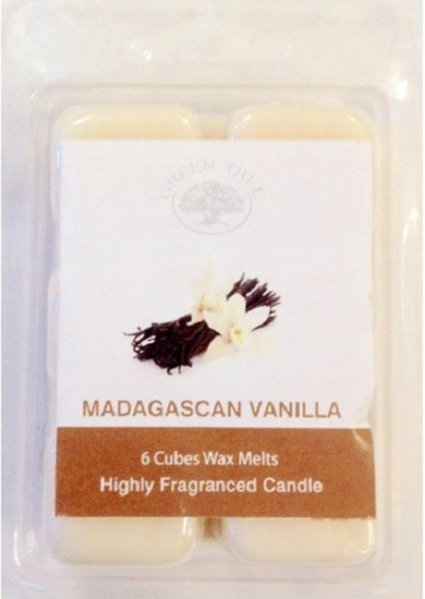 Wax Melts Madagascan Vanilla (6 stuks - 80 gram) kopen