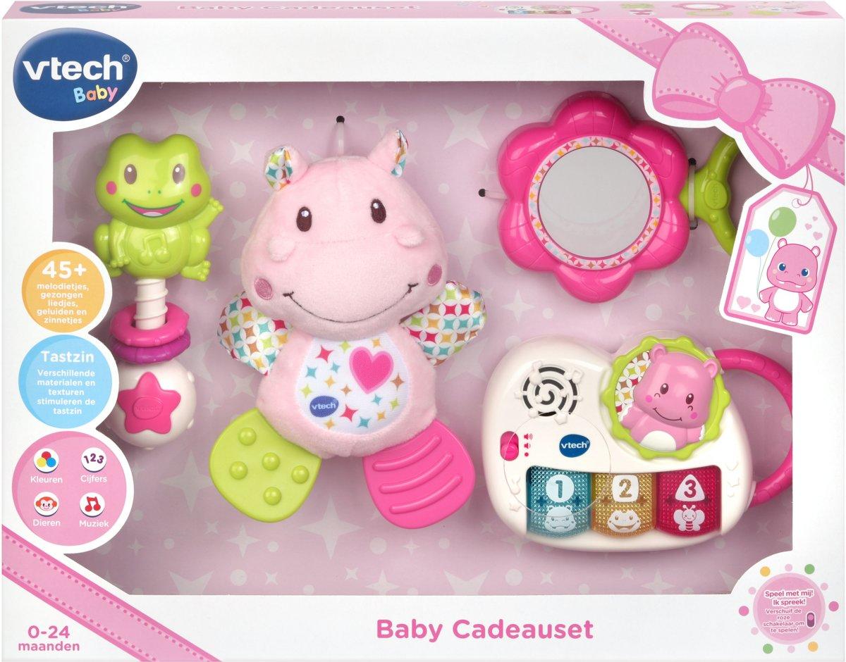Baby Cadeauset roze