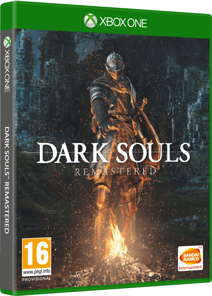 Dark Souls: Remastered Xbox One