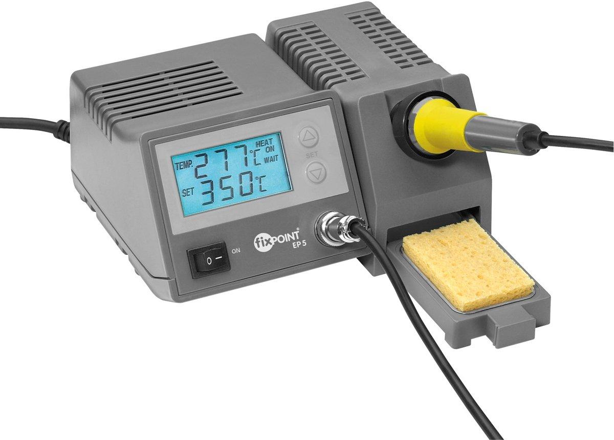 Fixpoint EP5 digitaal soldeerstation kopen