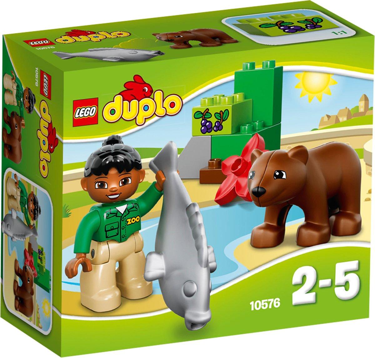 LEGO DUPLO Dieren Verzorgen - 10576