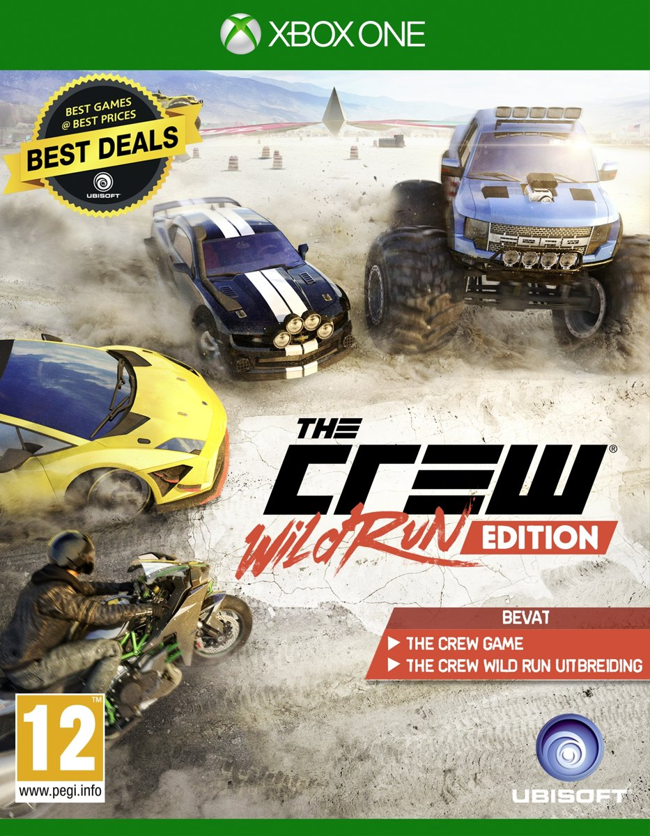 The Crew: Wild Run Edition Xbox One