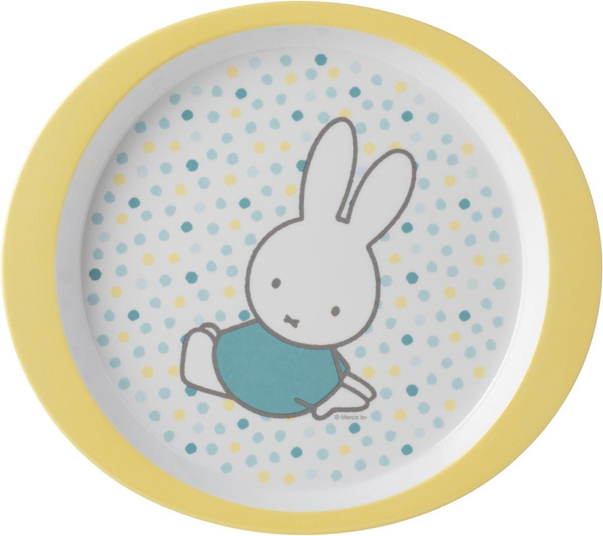 Nijntje - Mepal bord plat: confetti kopen