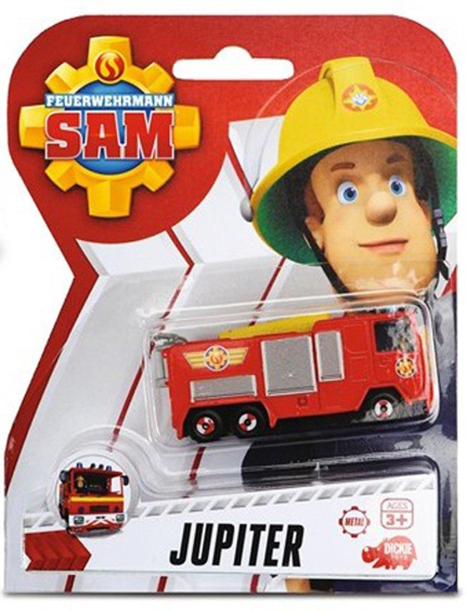 Brandweerman Sam Voertuig - 2 stuks