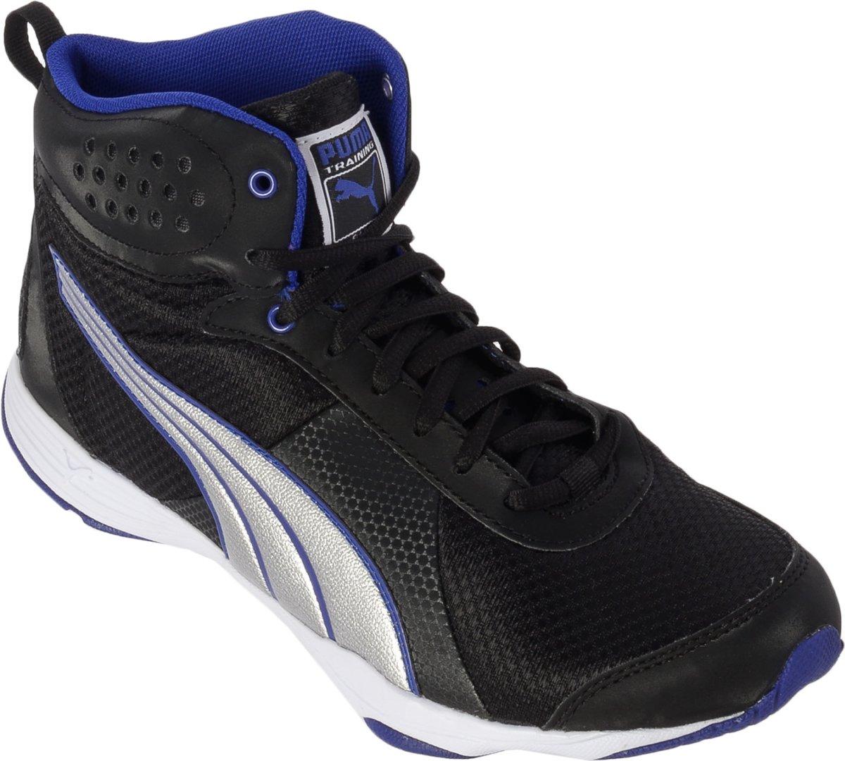 Pumas - Formateur Flex Mi Wn - Femmes - Chaussures - Noir - 37 whl4QXv6H