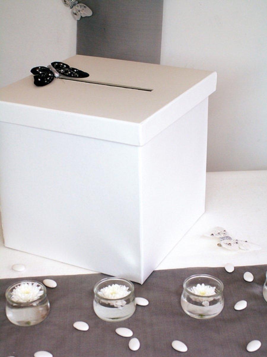 Santex Enveloppendoos blanco wit kopen