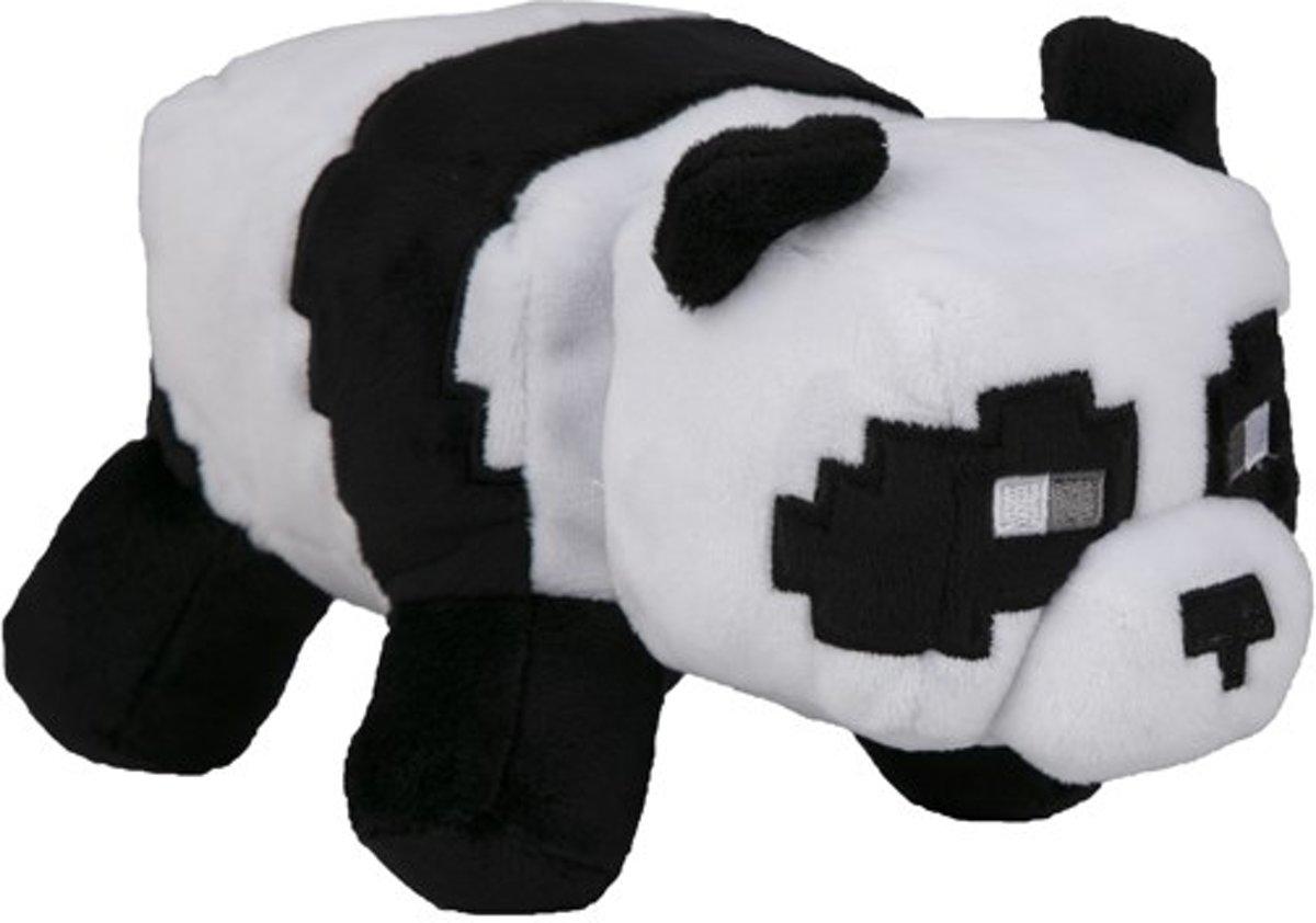 Minecraft Happy Exlorer 7 Panda Plush