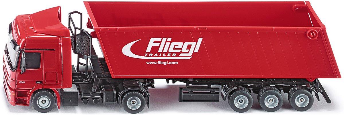 SIKU 3537 Vrachtwagen Fliegl