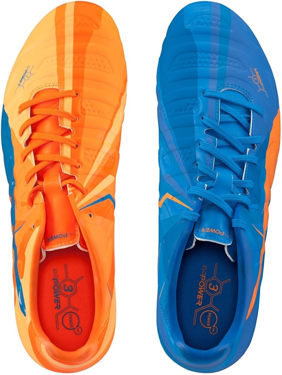 3 Hommes Fg H2h De Football Pumas Orange / Bleu KX8iqlsd